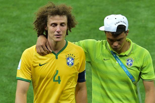 Brazil face Germany