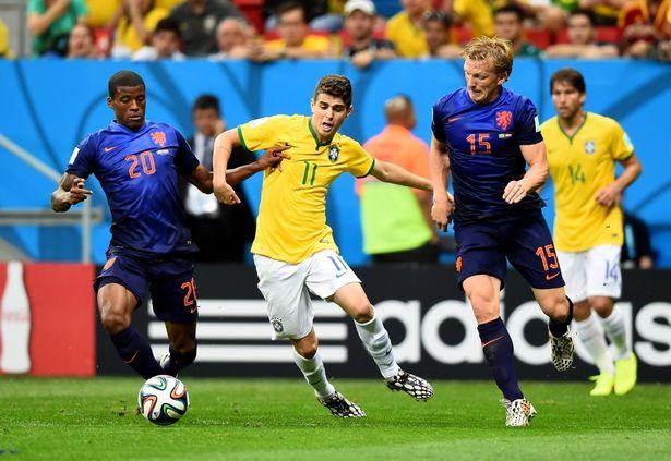 Brazil-v-Netherlands