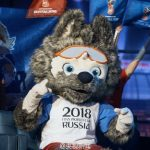 Mascot of the 2018 FIFA World Cup Russia