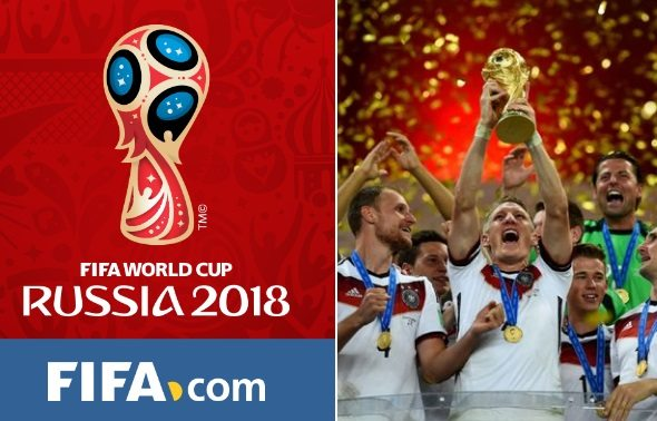FIFA World Cup 2018 Draw