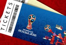 World Cup 2018 Tickets on Sale