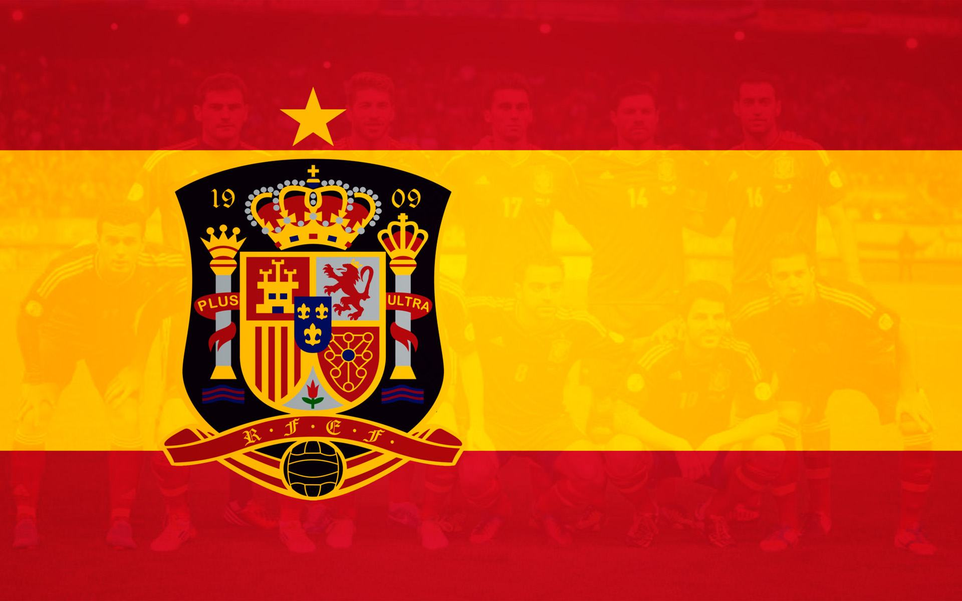 2018 HD Wallpaper of Spain