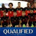 Belgium team for world cup 2018