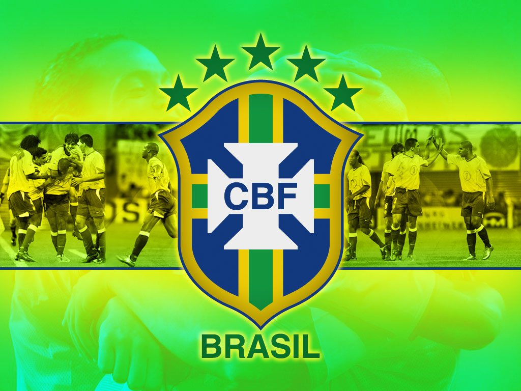 Brazil 2018 HD Football Wallpaper