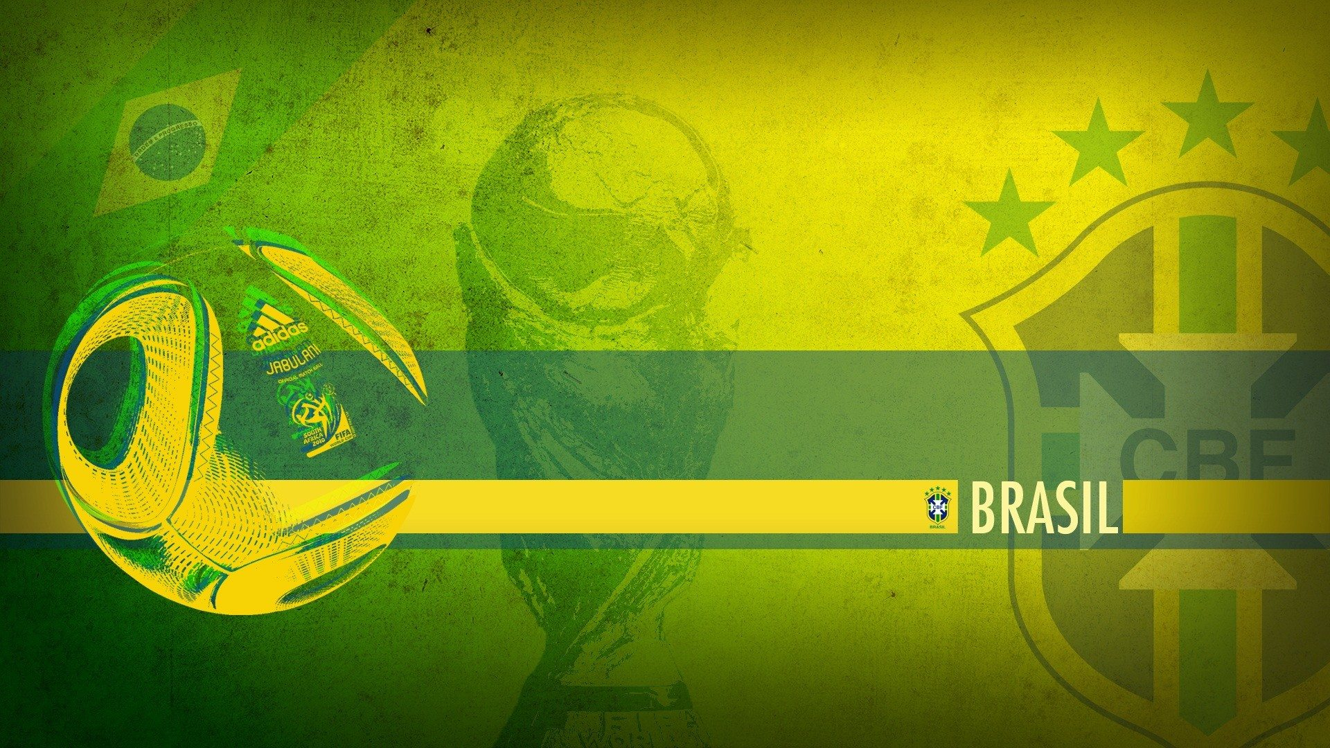 Brazil FIFA World Cup Wallpapers