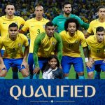 Brazil team for world cup 2018