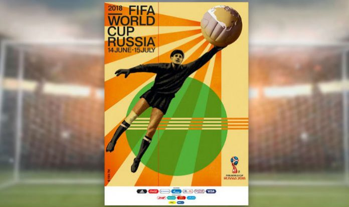 2018 FIFA World Cup Russia™ Official Poster