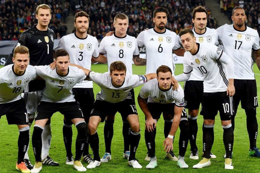 Germany Team Squad For 2018 Football World Cup