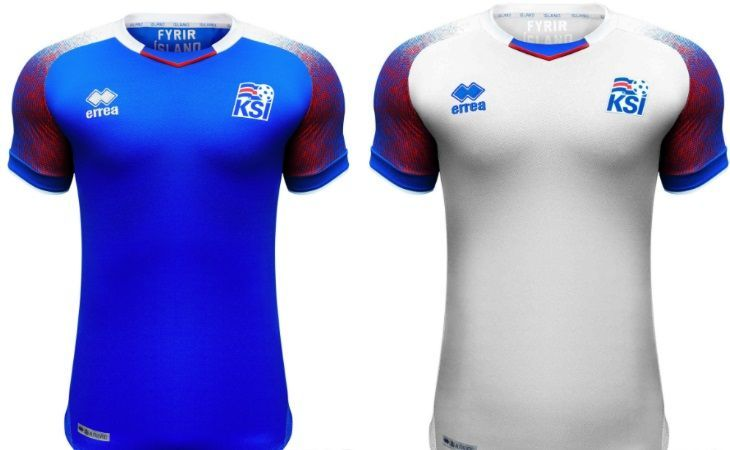 Iceland National Team Jersey