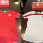 Iran Team Jersey