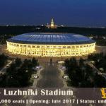 Moscow: Luzhniki Stadium