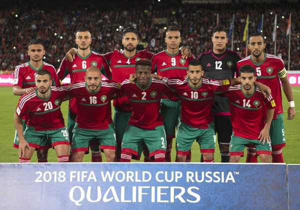 Russia Football Team For World Cup 2018
