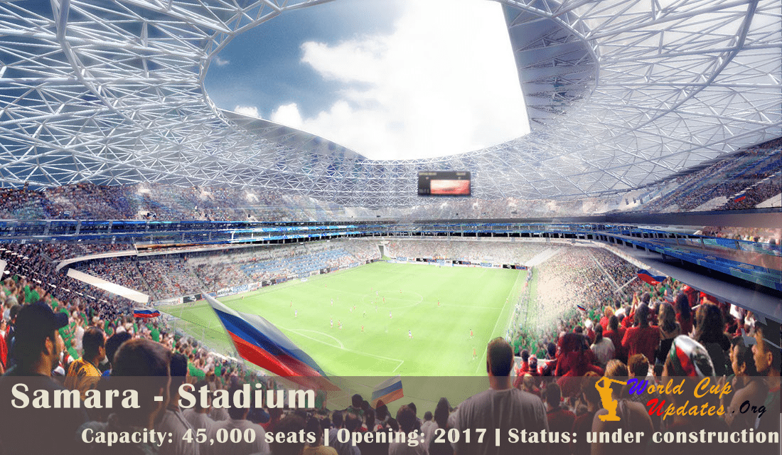 FIFA World Cup 2018 Stadiums: Your Guide To The Venues In Russia 1
