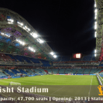 Sochi: Fisht Stadium