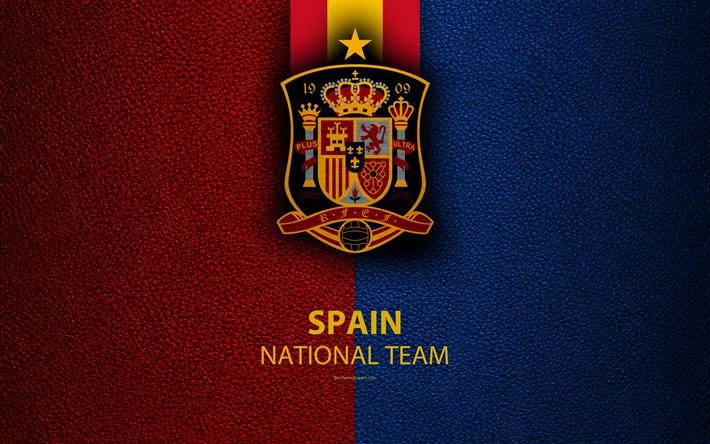 Spain 2018 National Team Wallpapers