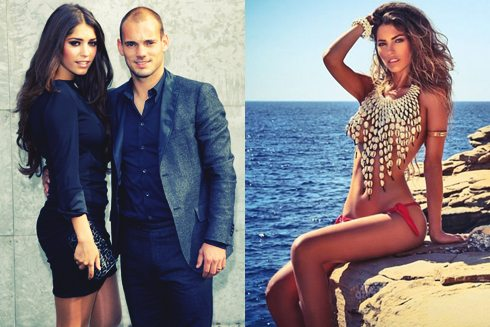 Top 10 Hottest Football Wags