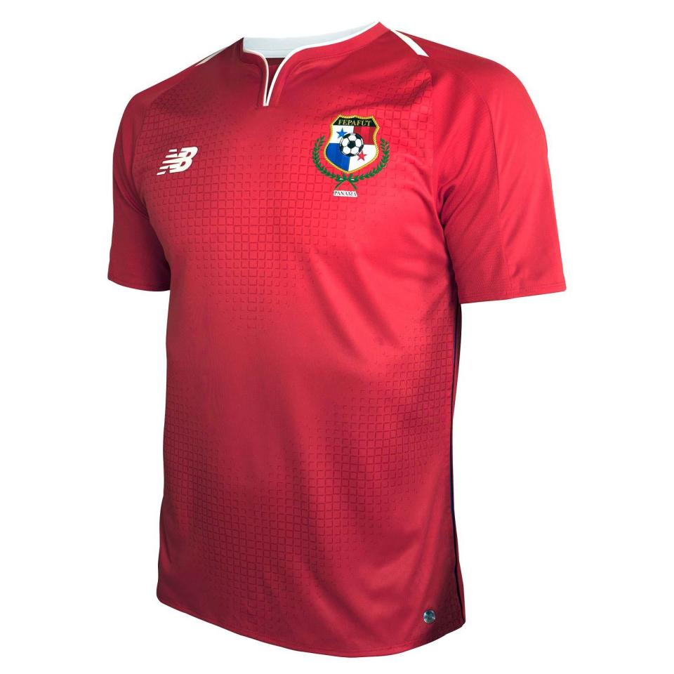 panama world cup kit