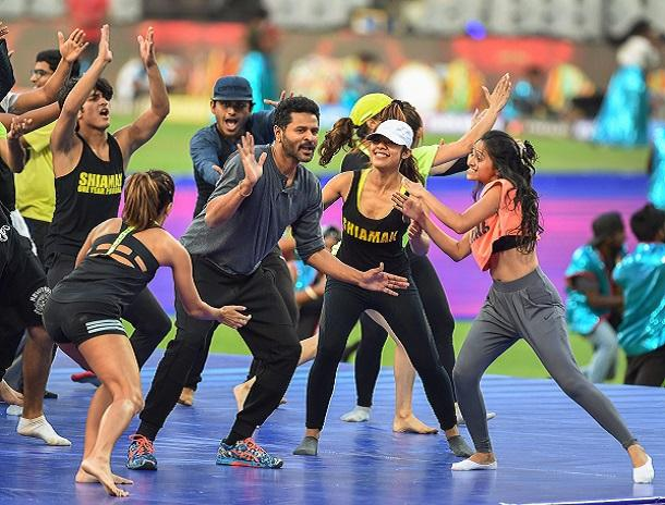 ipl 2018 opening ceremony performers