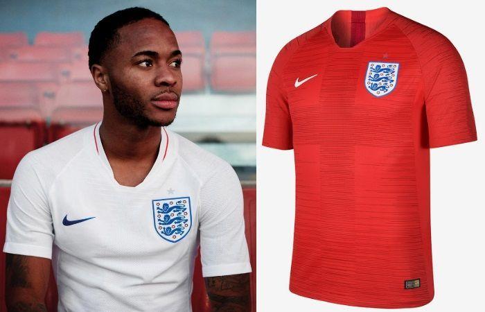 England - Home & Away Kits