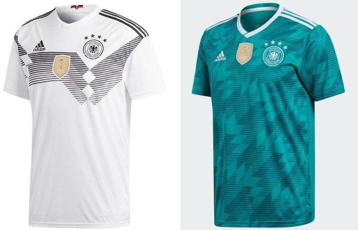 Germany - Home & Away Kits