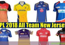 IPL Team Jersey