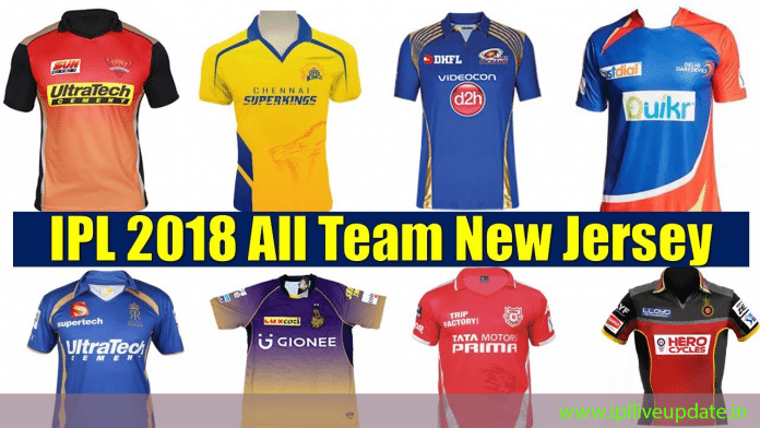 72231a200 IPL Team Jersey  - T-shirts 2018 Buy Online In India ...