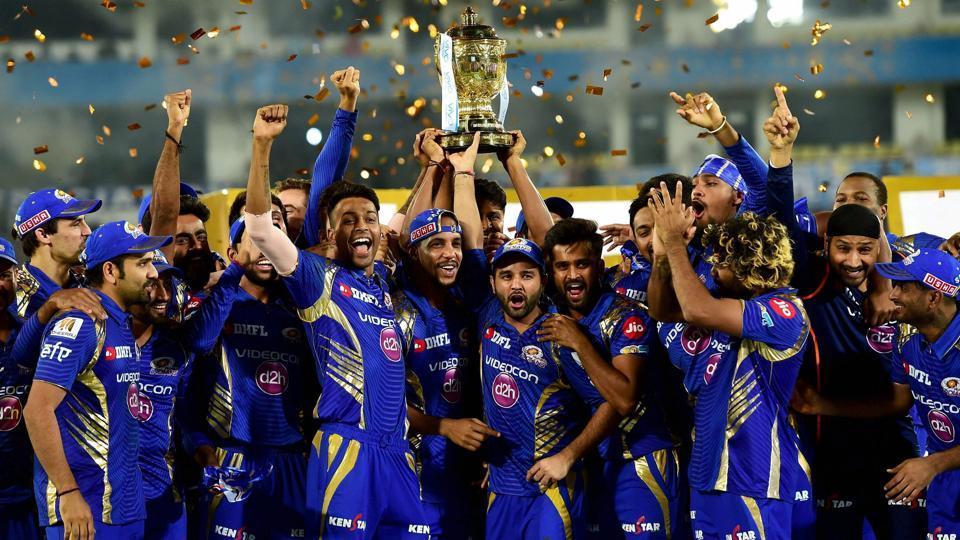 Mumbai Indians IPL 2018
