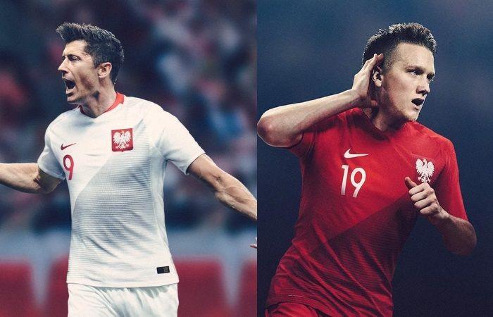 Poland - Home & Away Kits