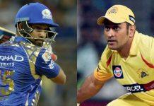 Rohit vs Dhoni