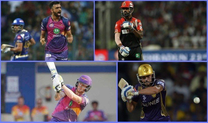Top 10 Expensive Buys of Indian Premier League 2018 Auction