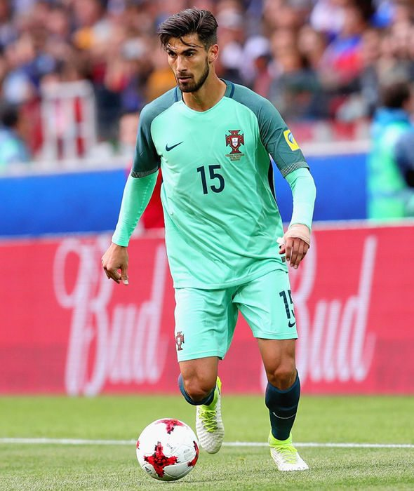 André Gomes Latest News, Biography, Photos & Stats