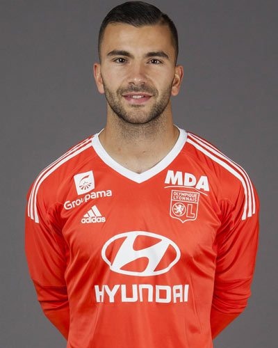 Anthony Lopes Latest News, Biography, Photos & Stats