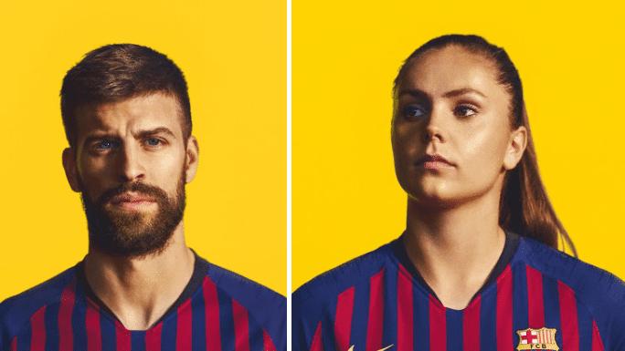 FC Barcelona 18-19 Hasiera Kita argitaratua