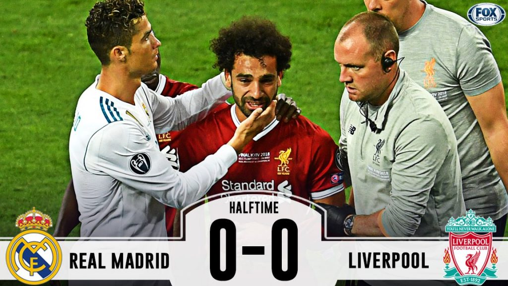 Real Madrid vs Liverpool Live Stream Champions League 2018 Final