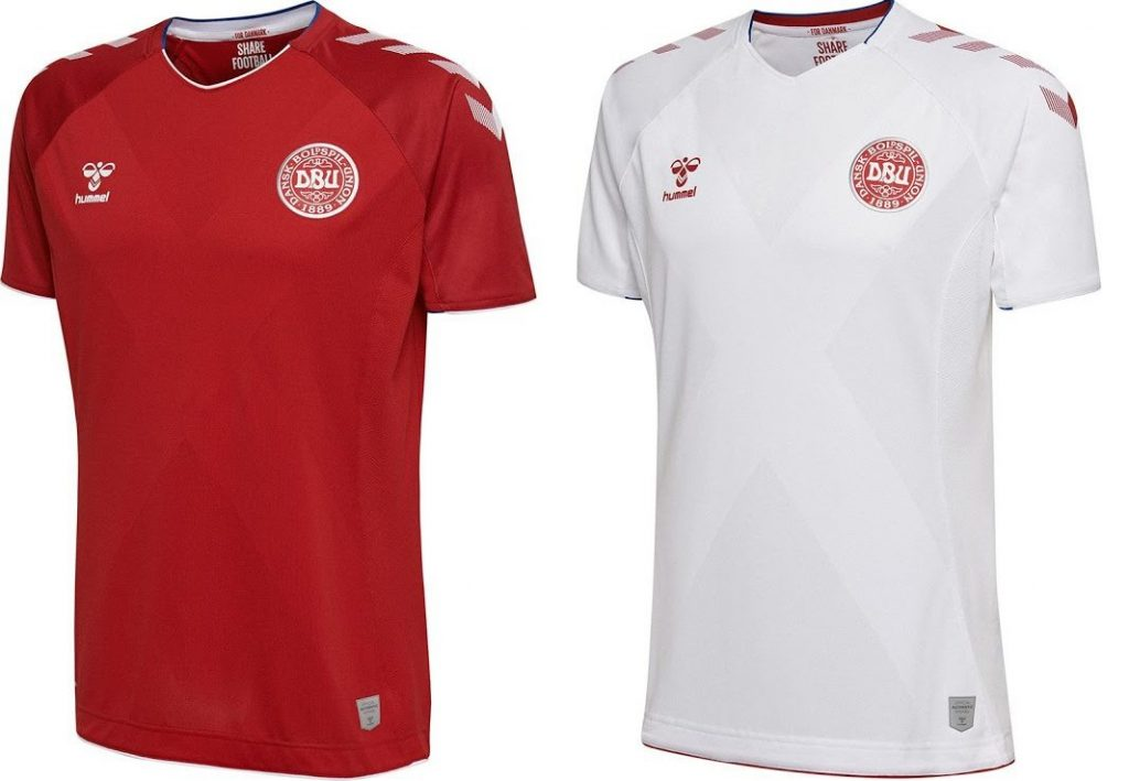 Denmark World Cup 2018 Kits
