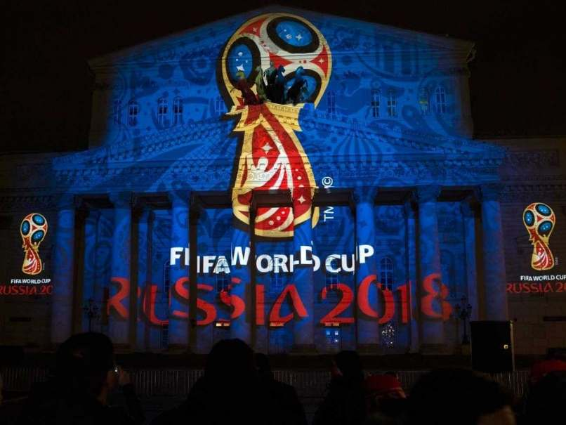 Download 2018 FIFA World Cup Wallpaper