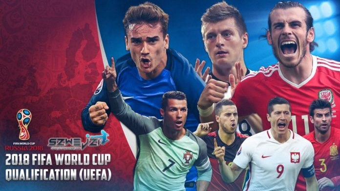 FIFA World Cup 2018 Google+ Cover