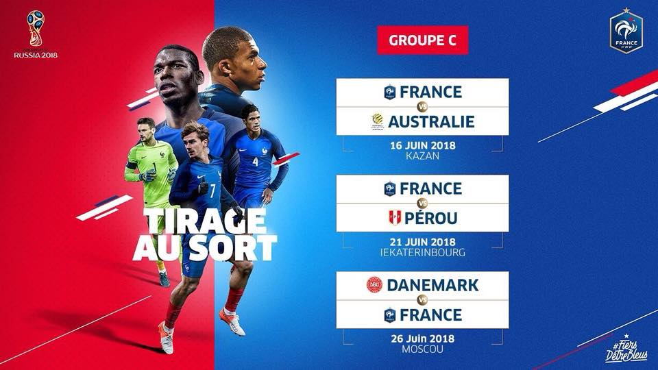 FIFA World Cup 2018 Group C Wallpaper