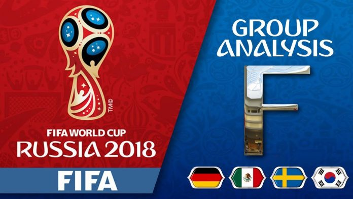 FIFA World Cup 2018 Group F Teams