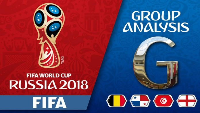 FIFA World Cup 2018 Group G Teams