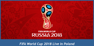 Ang FIFA World Cup 2018 Live sa Poland