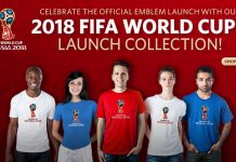 FIFA World Cup 2018 Merchandise