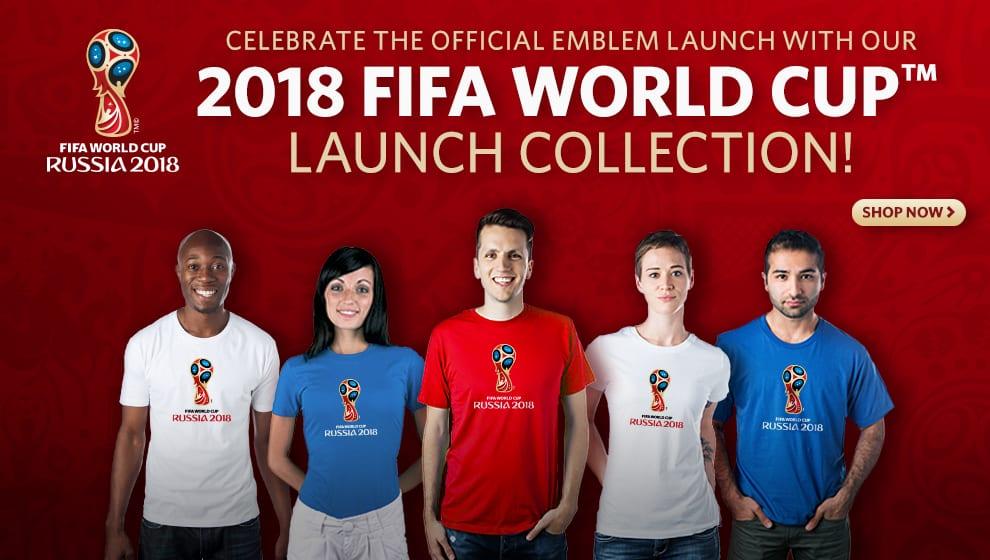 FIFA World Cup 2018 Merchandise