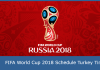 Panahon sa FIFA World Cup 2018 Schedule Turkey Time