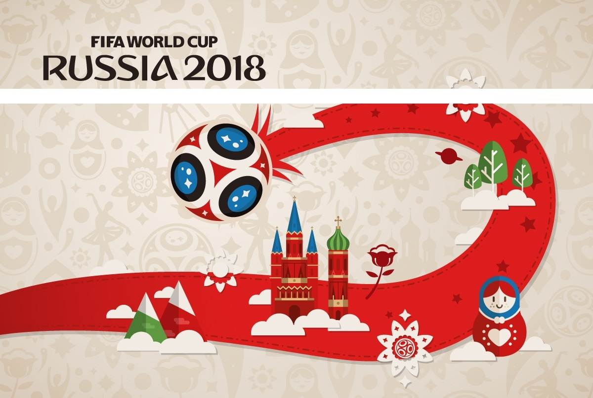 FIFA World Cup 2018 Wallpaper