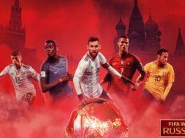 FIFA World Cup 2018 iragarpena
