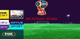 FIFA World cup 2018 TV Channel List Sa Pagtan-aw sa LIVE