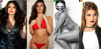 Hottest Wags Going To FIFA World Cup 2018