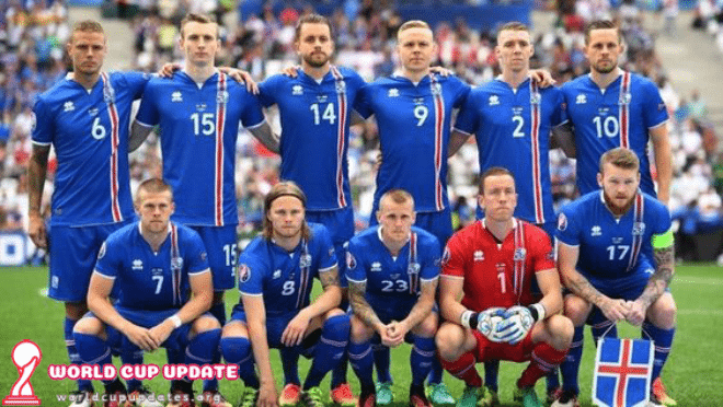 Iceland World Cup 2018 Squad