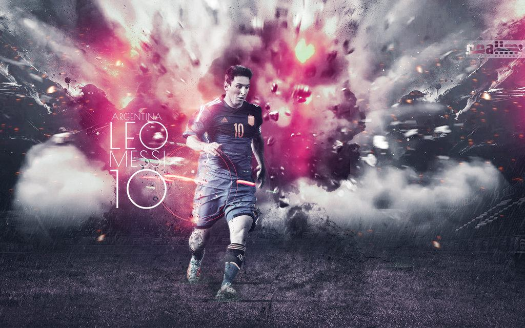 Lionel Messi 2018 FIFA World Cup Wallpaper